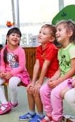 image of kids listening to story