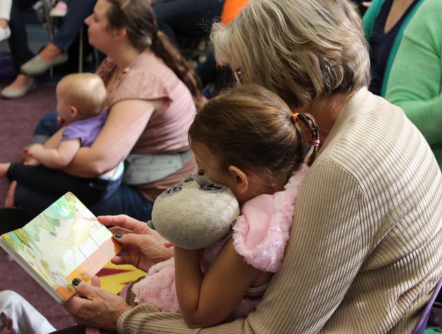 Toddler Storytime with Miss Kara