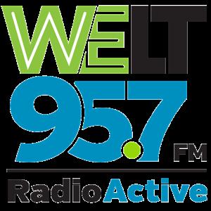 WELT 95.7 logo