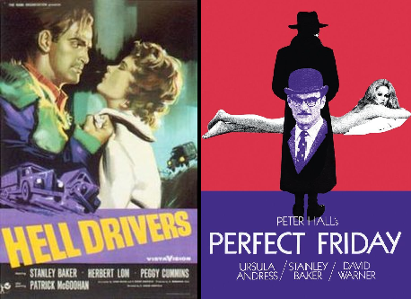 Hell Drivers and Perfect Friday
