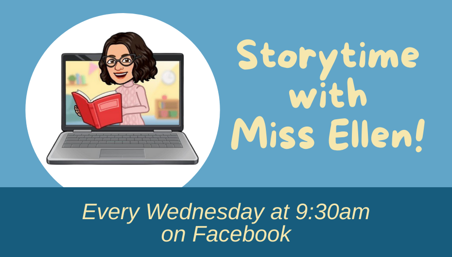Storytime with Miss Ellen