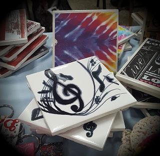 Teen Craft: Photo Tile Coaster Workshop