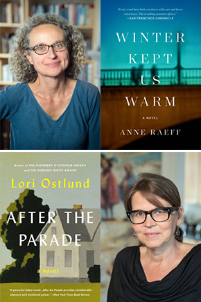 Anne Raeff and Lori Ostlund