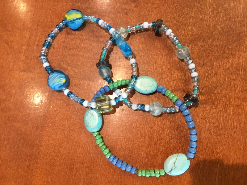 TeenCraft: Bead Bracelets