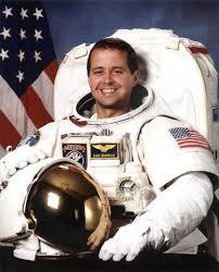 Astronaut Dan Bursch