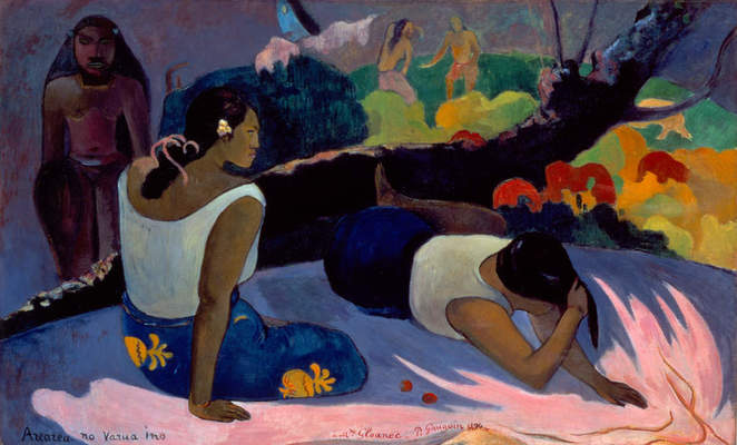 WOW: Gauguin: A Spiritual Journey