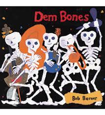 Bob Barner Author Visit: Dem Bones