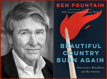Distinguished Speaker Series presents: NY Times best-selling author Ben Fountain