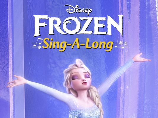 Frozen Sing-Along Movie