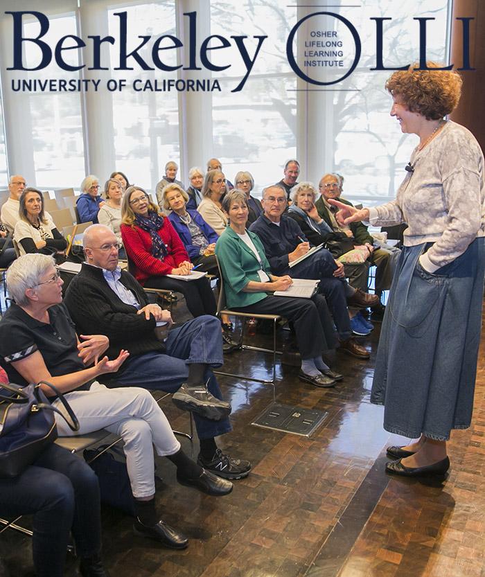 Osher Lifelong Learning Institute Info Session