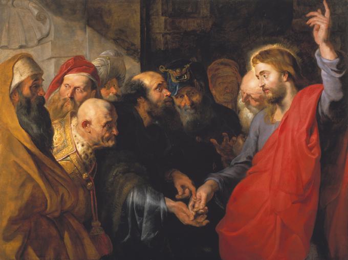 WOW: Early Rubens Legion of Honor