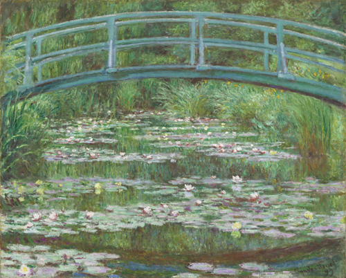 WOW: Monet: the Late Years deYoung Museum