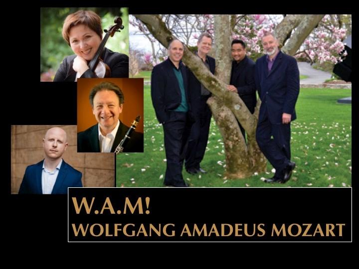 Gold Coast Chamber Players present: W.A.M.! Wolfgang Amadeus Mozart