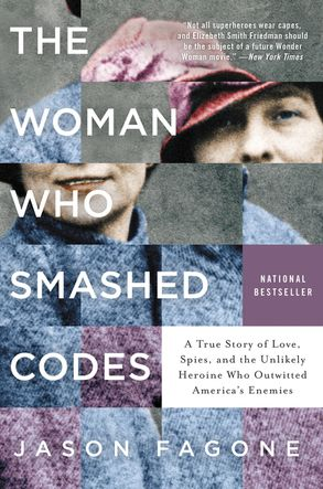 Sweet Thursday Presents: The Woman Who Smashed Codes