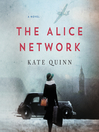 Book Cover for The Alice Network