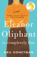 Book Cover for Eleanor Oliphant