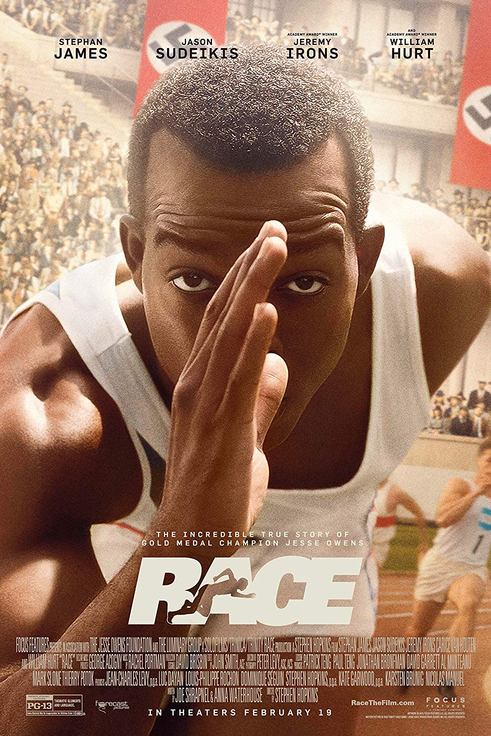movie poster of Race