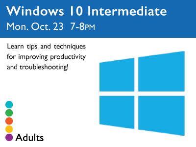 Windows 10 Intermediate