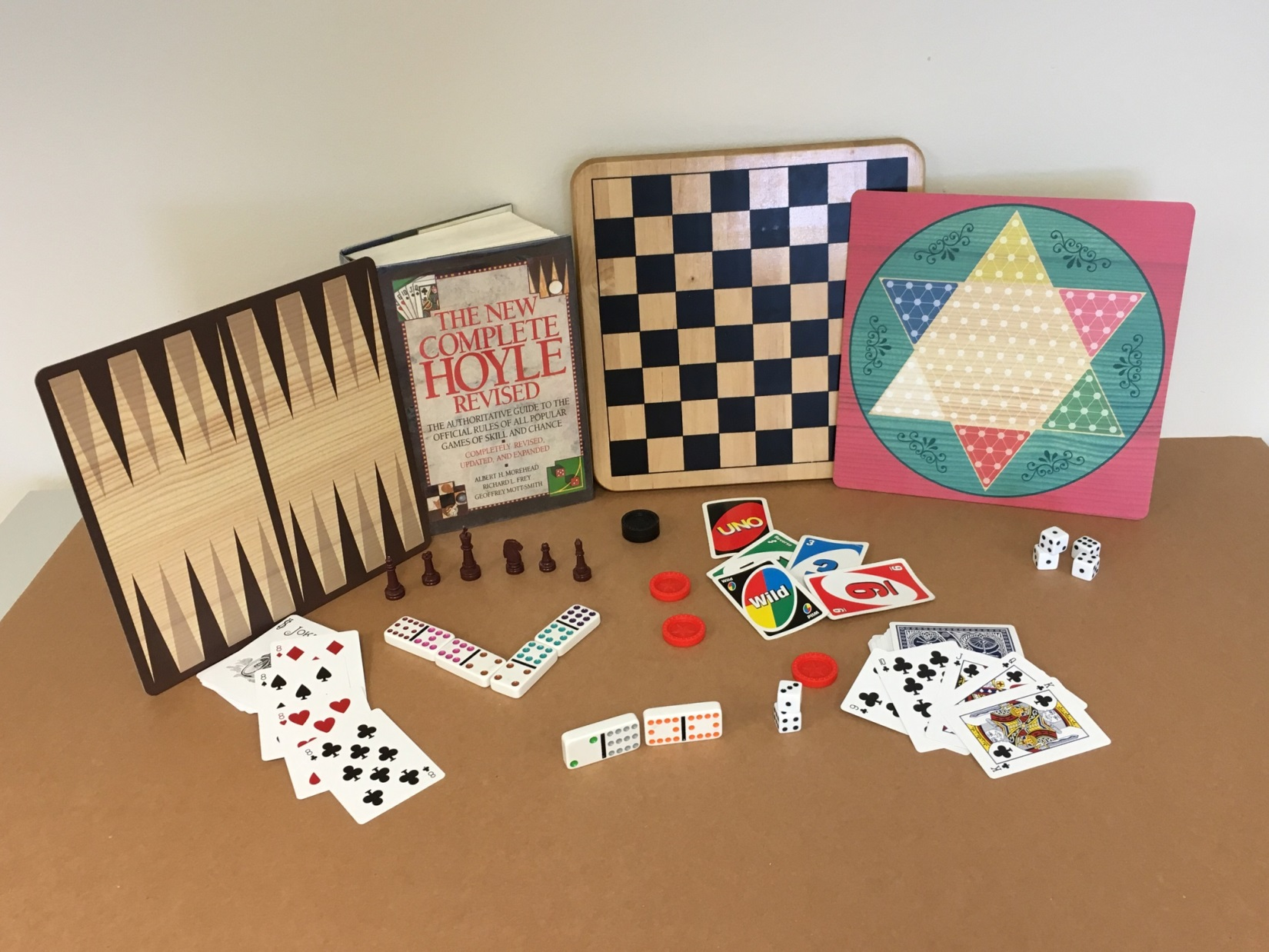 Name Your Game: Classic Board and Card Games for Adults