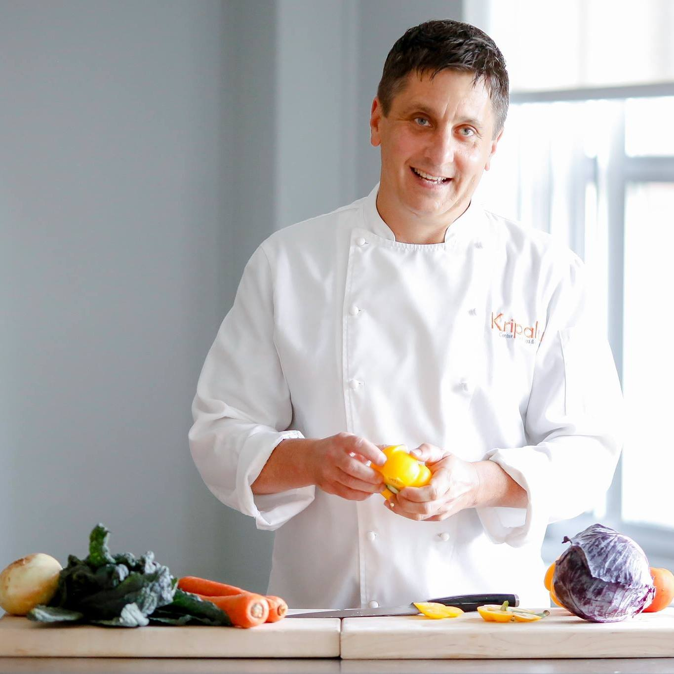 VIRTUAL: Kripalu Cooking for Kids with Chef Jeremy Rock Smith
