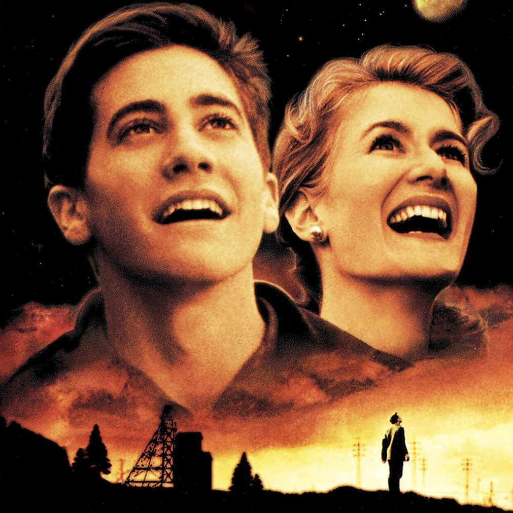 Cropped movie cover for October Sky.