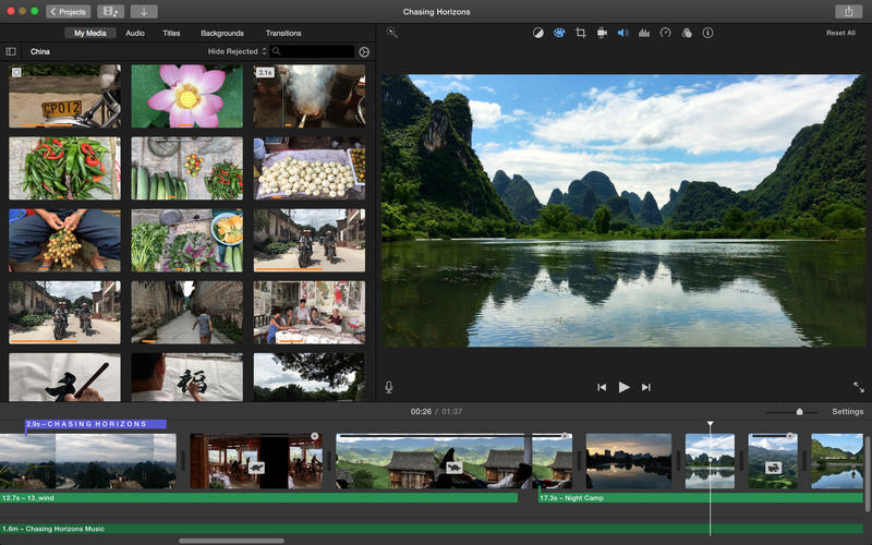 Film Series #6: iMovie-Final editing and special effects