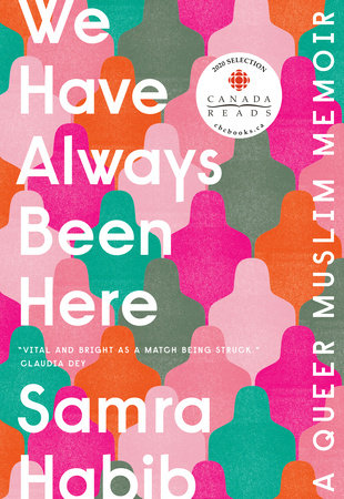 We Have Always Been Here book cover