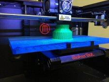 photo of 3-D printer