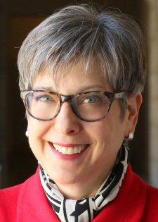Library Director Pat Leach