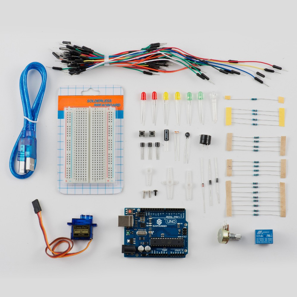 Signup Prototyping Breadboard Wiring Kits Kit With