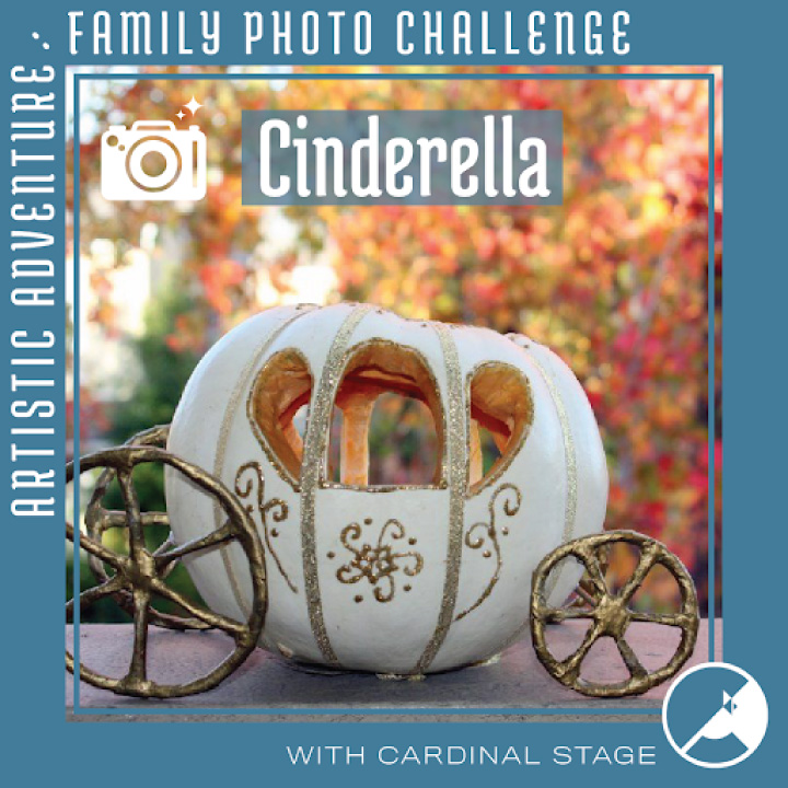 Family Photo Challenge: Cinderella