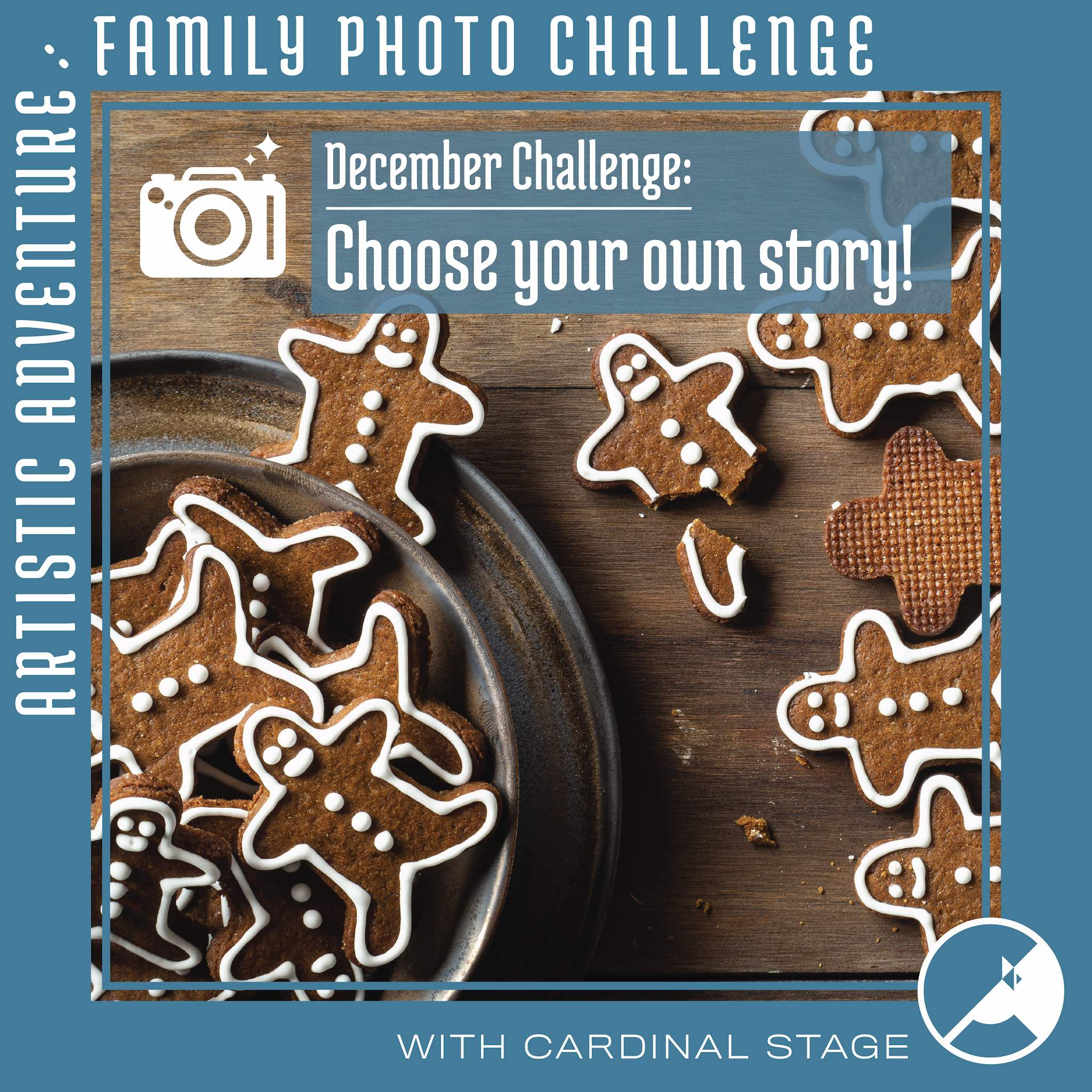 Cardinal Stage Presents: Choose Your Own Story