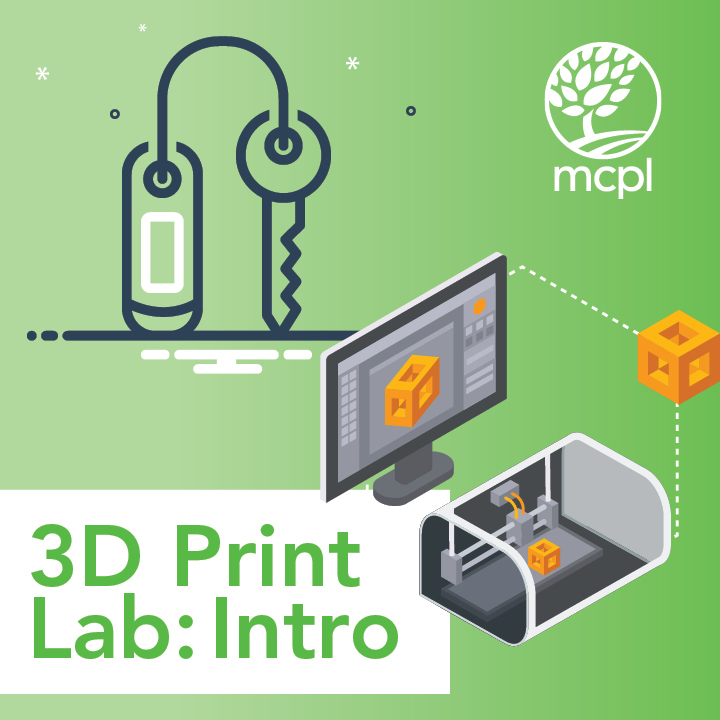 3D Print Lab: Intro