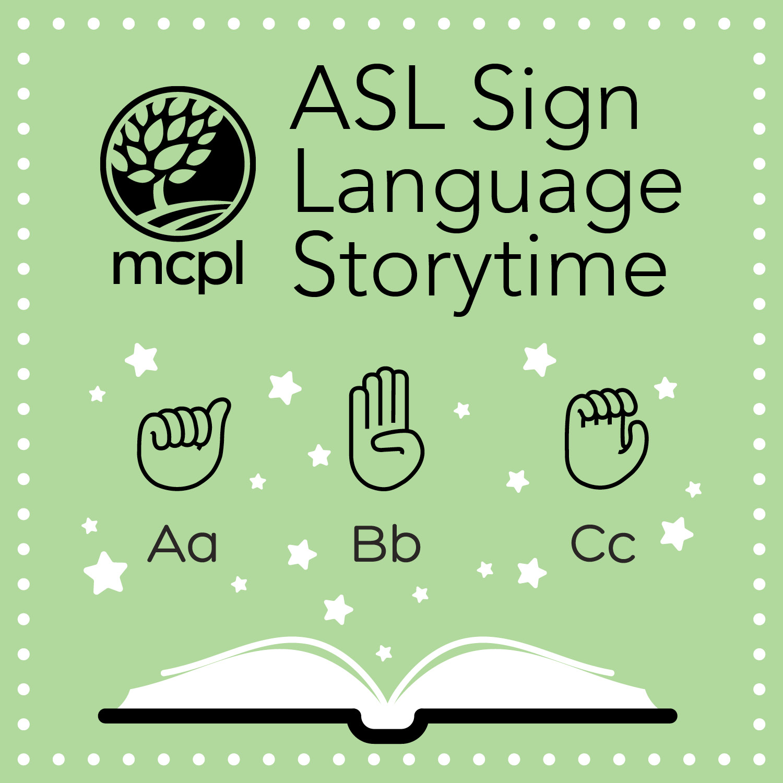 ASL Sign Language Storytime