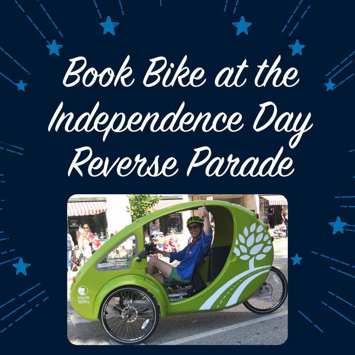 Book Bike of the Independent Day Reverse Parade