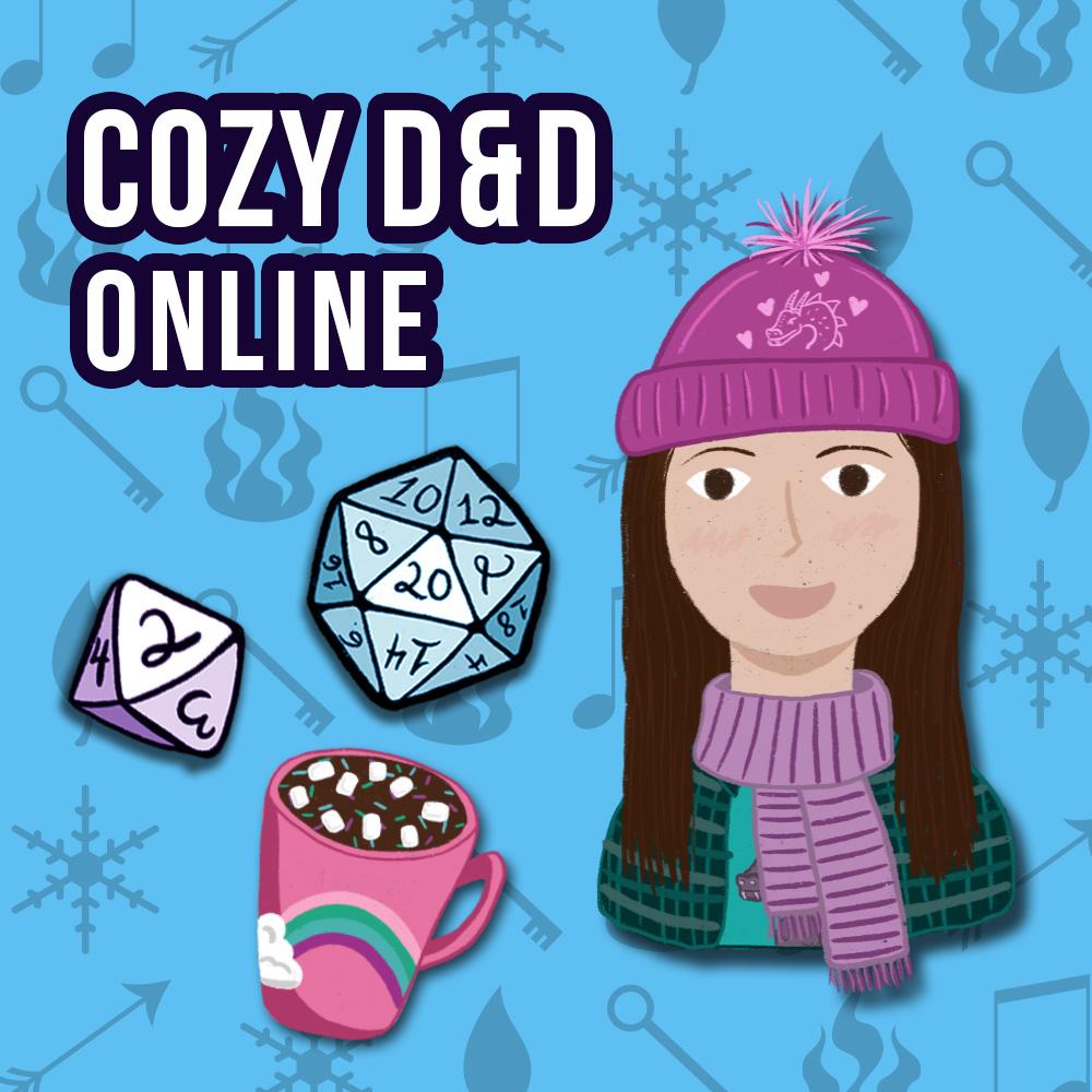 Cozy D&D Online