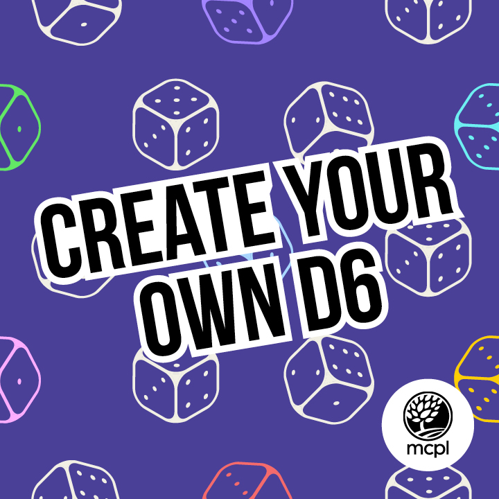 Create Your Own D6