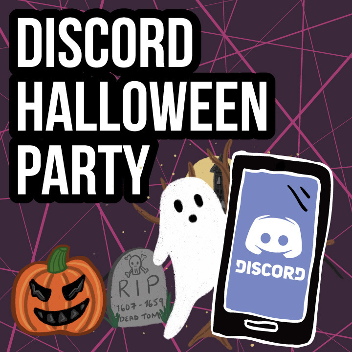Discord Halloween Party