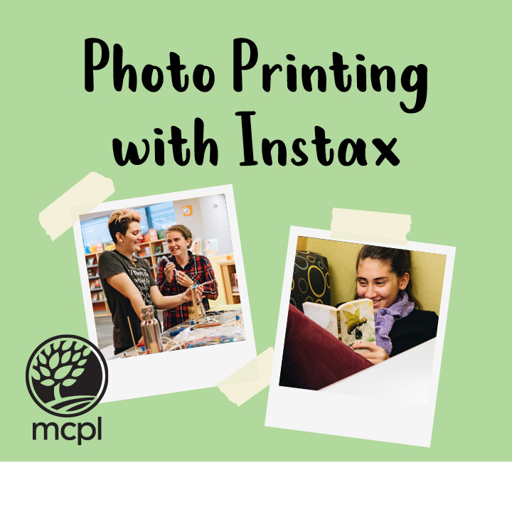 Photo Printing with Instax