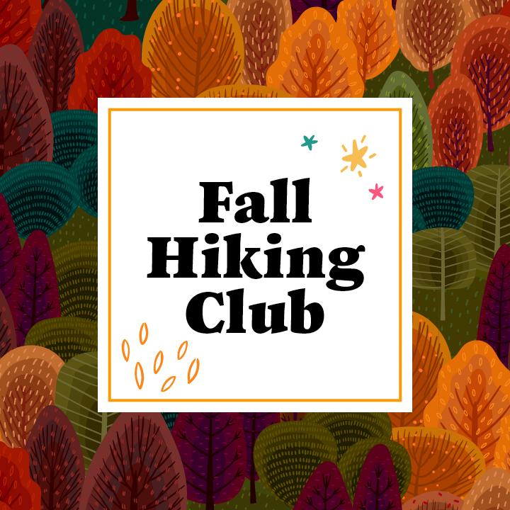 Fall Hiking Club
