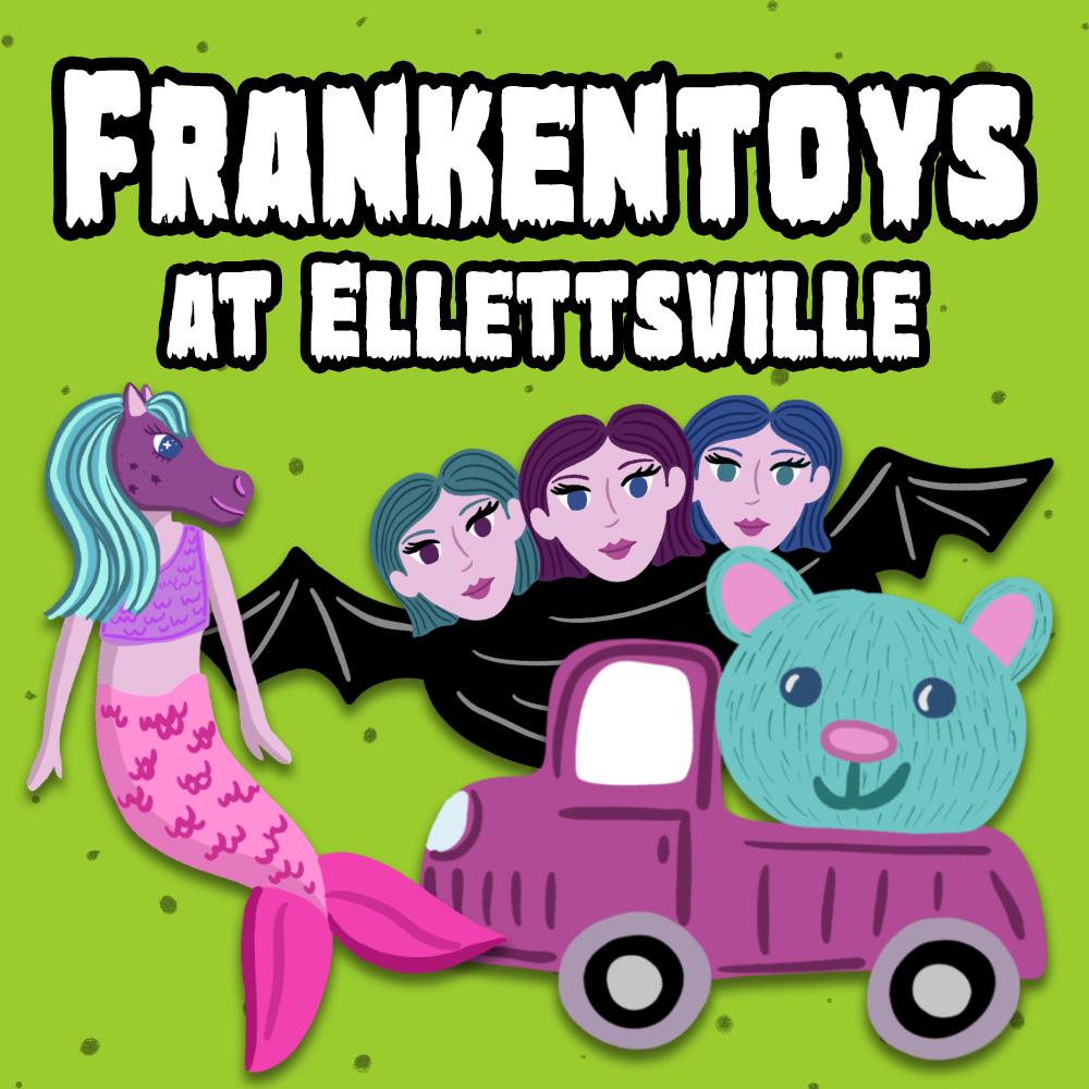 Frankentoys at Ellettsville