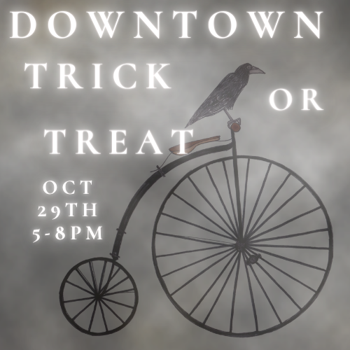Downtown Trick or Treat