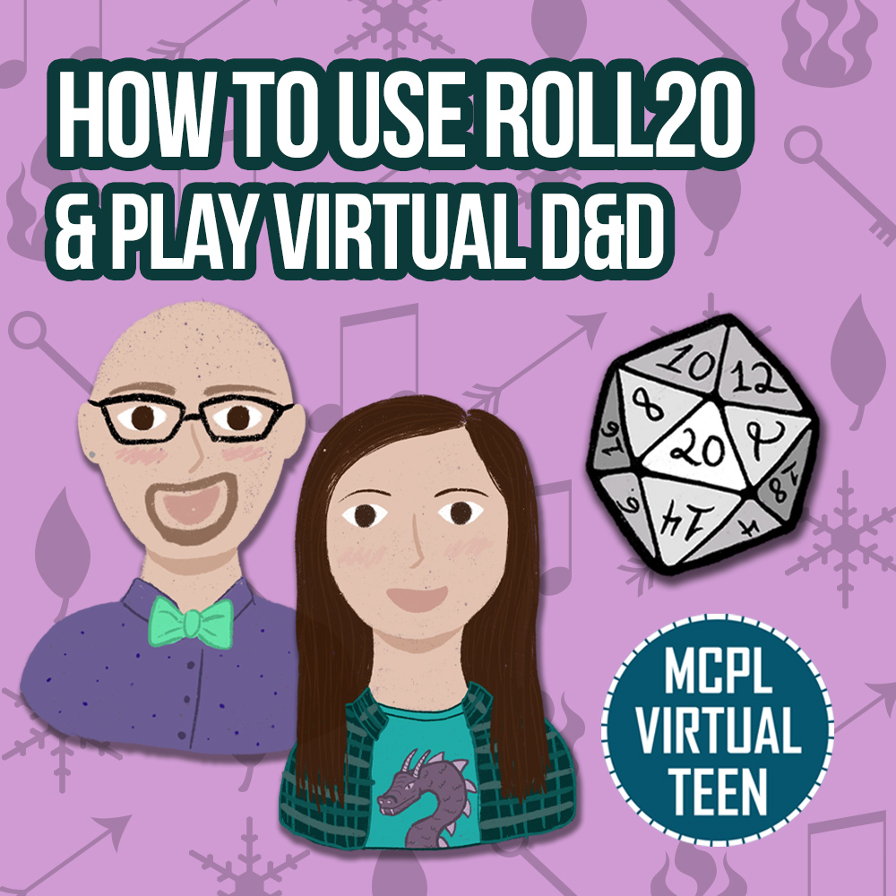 How to Use Roll20 & Play Virtual D&D