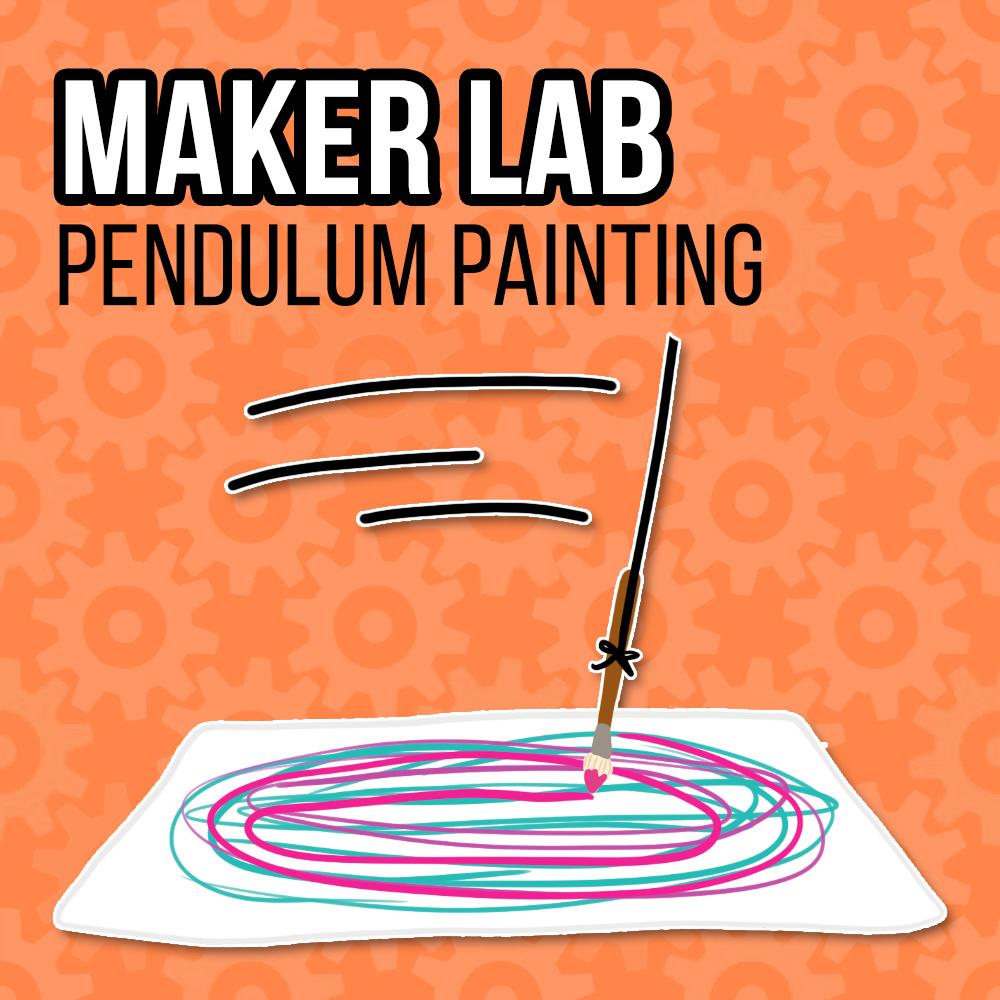 Maker Lab Pendulum Painting
