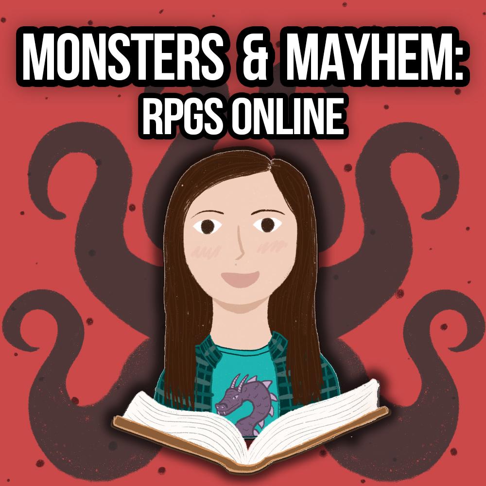 Monsters & Mayhem: RPGs Online
