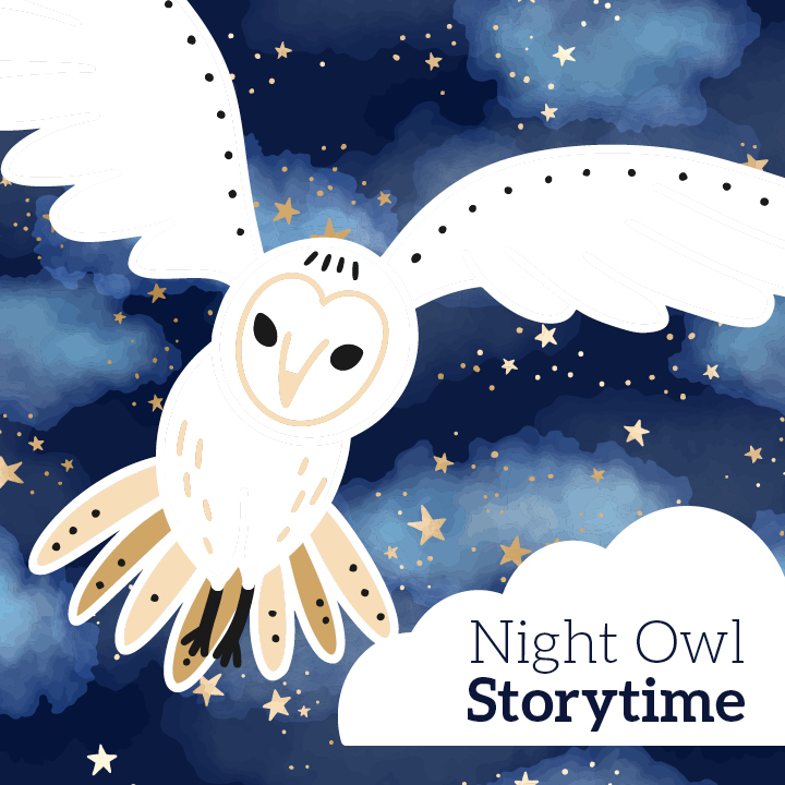 Night Owl Storytime