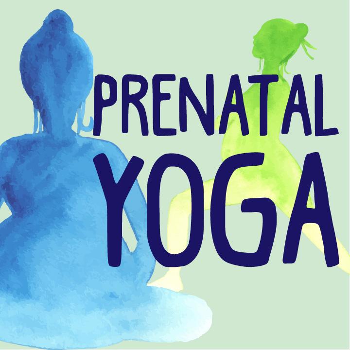 Prenatal Yoga Artwork