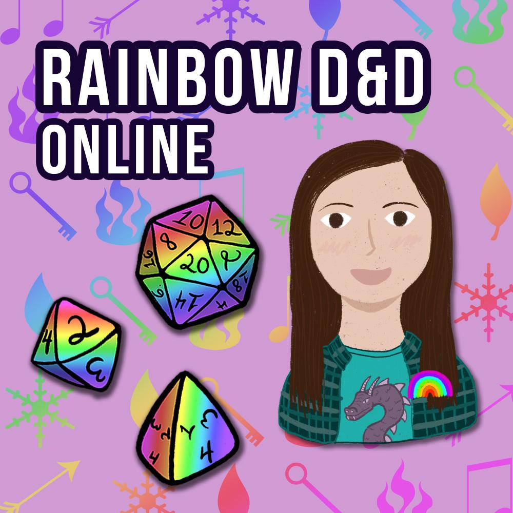 Rainbow D&D Online