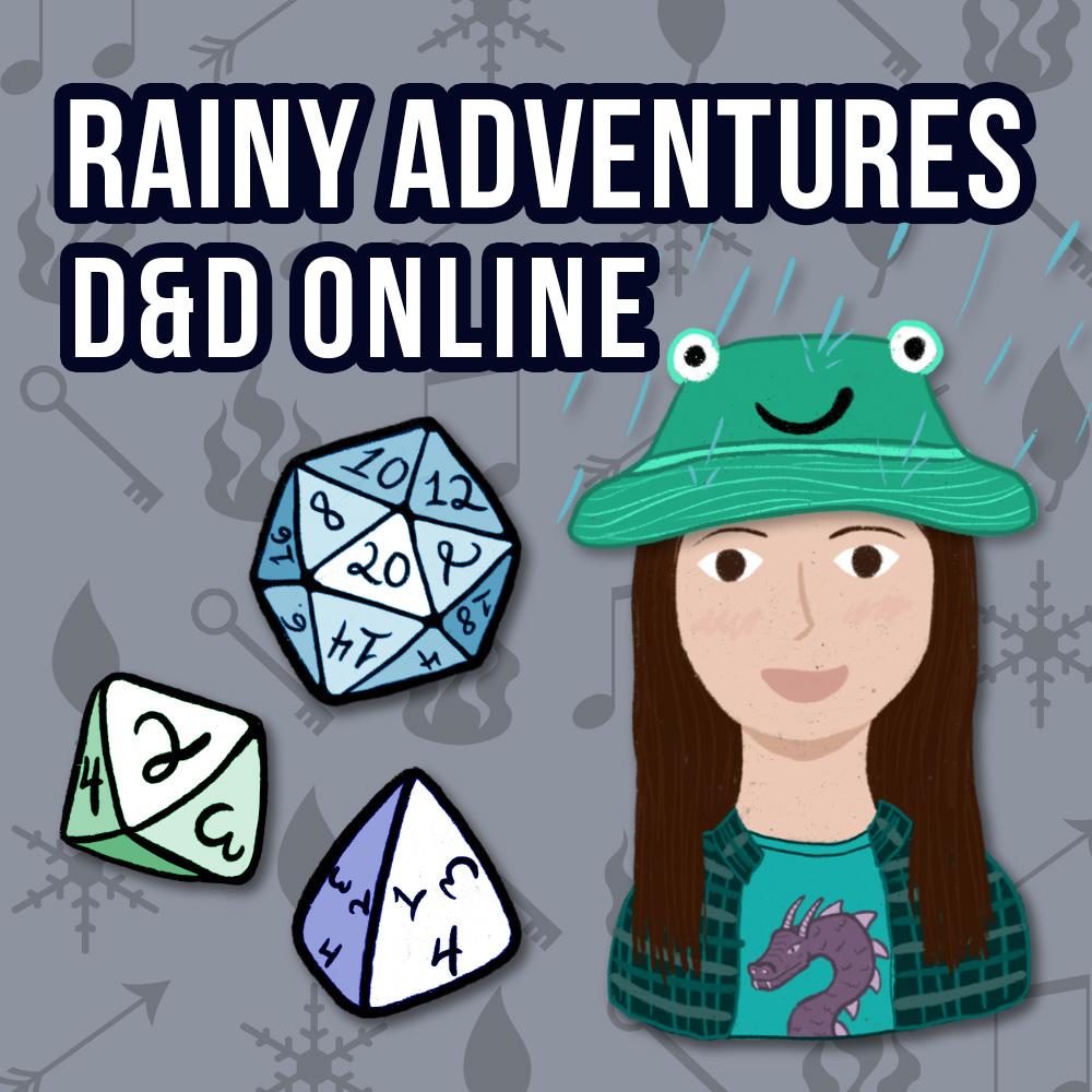 Rainy Adventures D&D Online