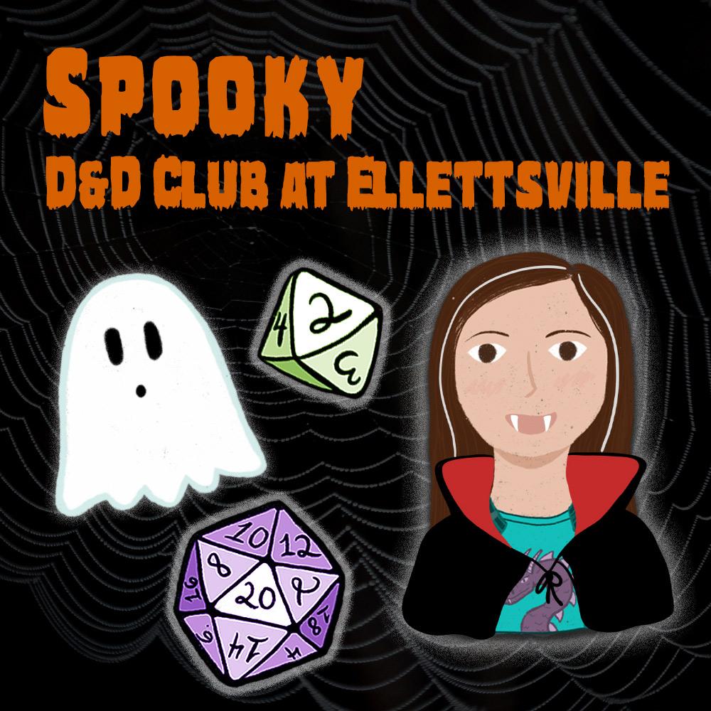 Spooky D&D Club at Ellettsville